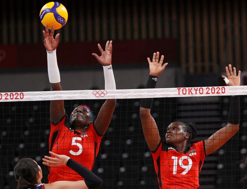 Volleyball: Malkia Strikers seek to seal semifinal spot with Burundi win at 3pm