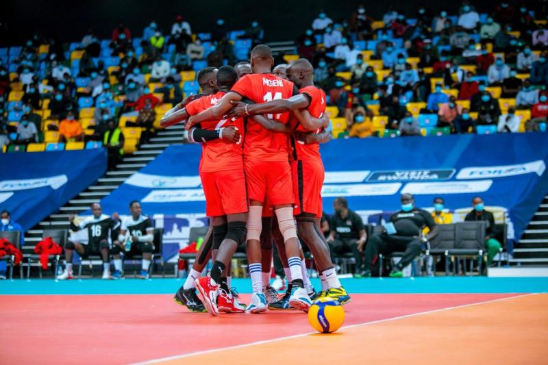 Volleyball: Wafalme Stars finish ninth in African Nations Championship