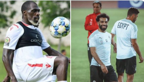 Where you should watch Olunga vs Salah AFCON match
