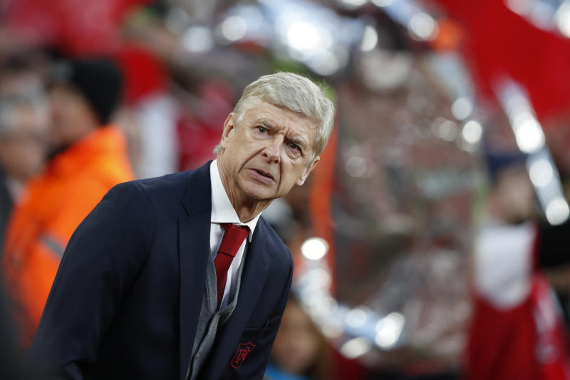 Wenger says 'very positive response' to have World Cup every two years