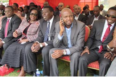 Western Kenya MPs dismiss Marende's bid for Nairobi governor seat