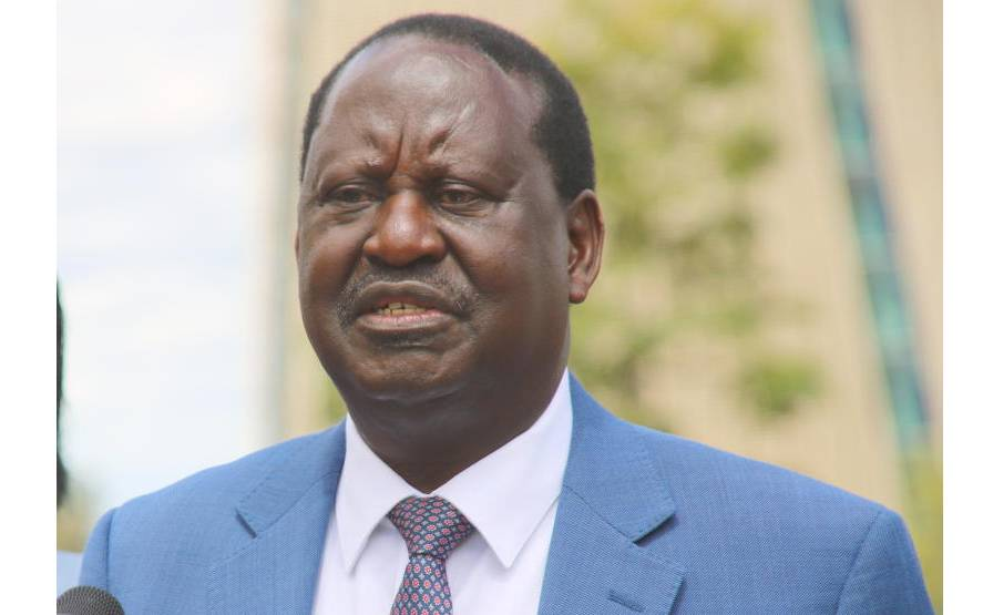 What Raila risked losing by backing Senate cash formula