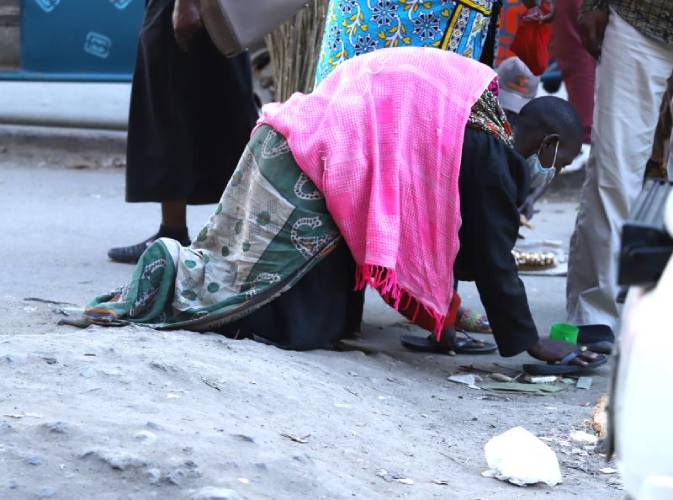 Why beggars, urchins and the disabled are being ejected from Nairobi streets