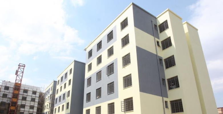 Why Chinese firms rule Kenya's real estate market