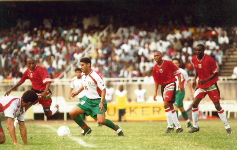 Why Harambee Stars team at 2004 AFCON in Tunisia takes pride of place