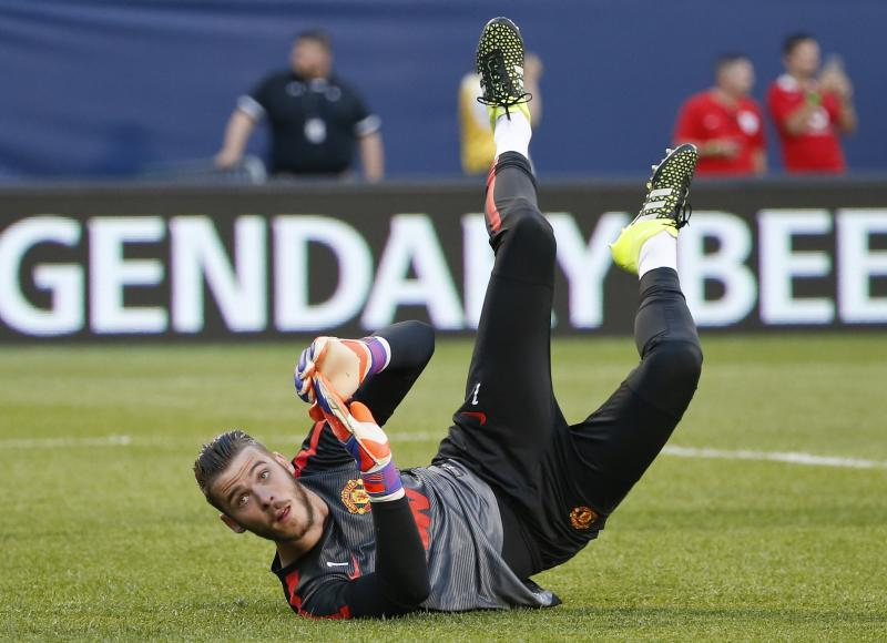 Why Man United's David de Gea is the best goalkeeper in the world