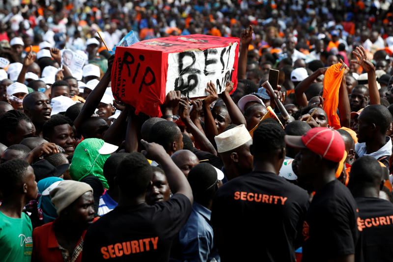 Why next year's election is unlikely to trigger violence