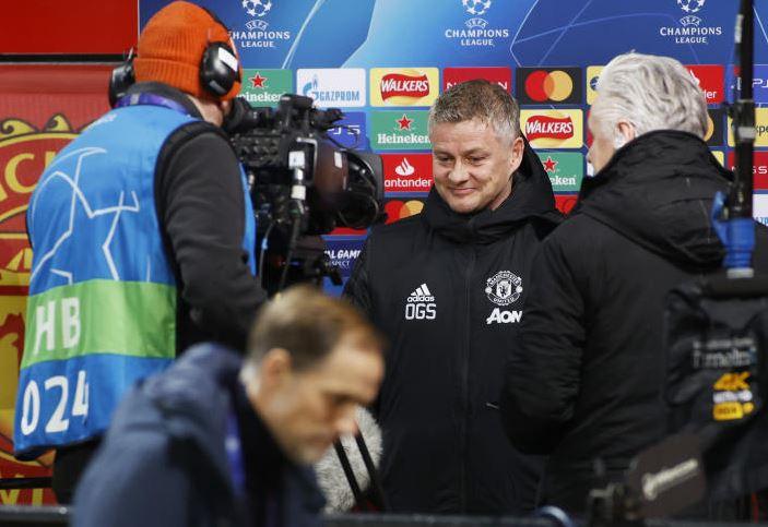 Why we lost 3-1 to PSG – Man United boss Solskjaer explains