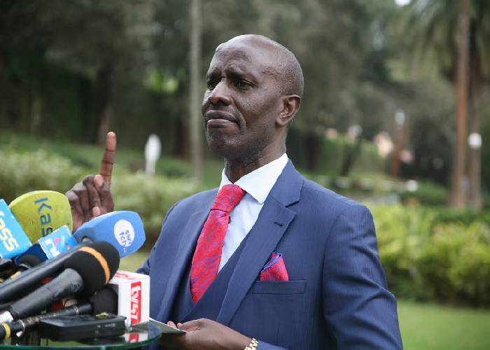 Wilson Sossion: Why I'm leaving ODM