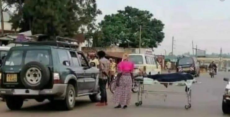 Woman explains why she wheeled mother's body from Vihiga hospital