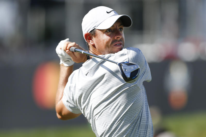 World number one McIlroy against Ryder Cup with no cheering fans
