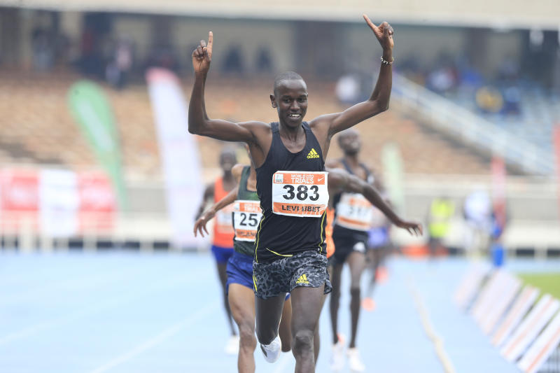 World U20 Championships: Burden on Kibet to deliver when it matters most