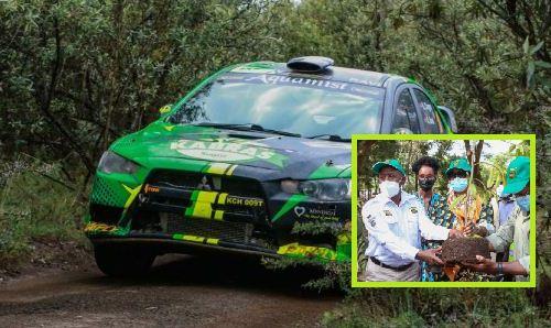 WRC Safari Rally Kenya Greening legacy campaign heads to Kakamega and Kisumu counties