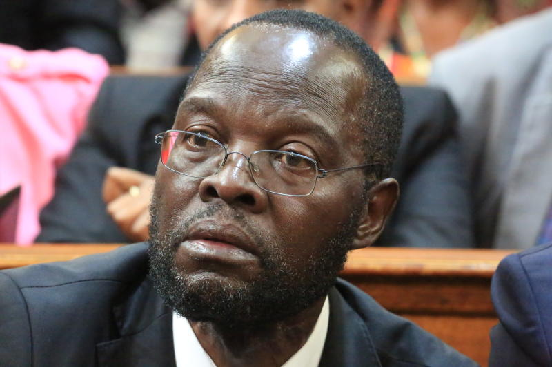 Nyong'o, sister committed to one month in jail