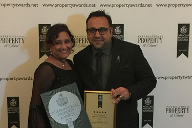 Young Kenyan Architectural practice wins twice at the International Property Awards