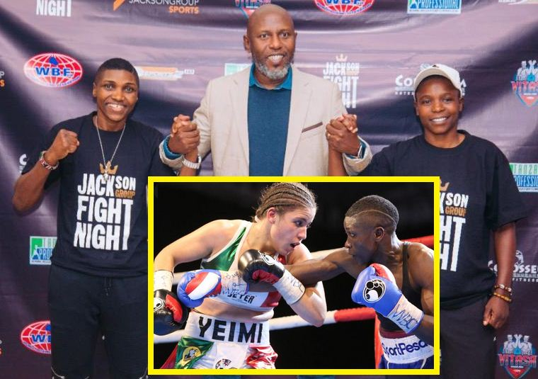 Zarika enters ring for WBF world title against Mastara of Zimbabwe in Dar as Salaam