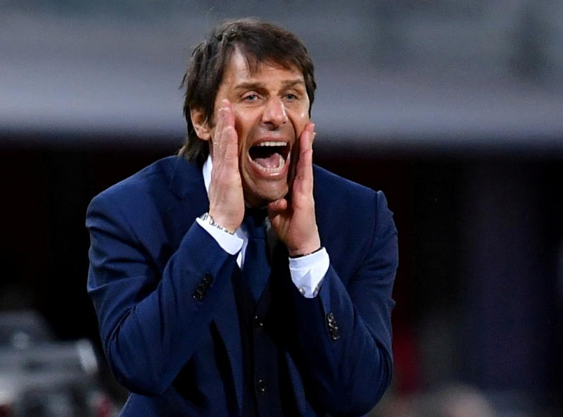 Conte speaks out on Inter exit, says money not priority : The standard Sports