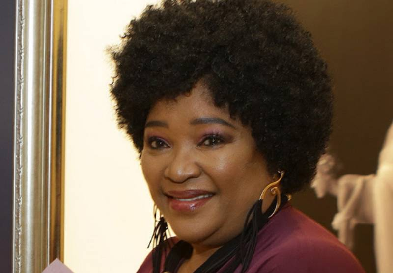 Zindzi Mandela tested positive for Covid-19 the day she died