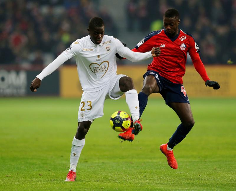 Chelsea Sign French Defender Malang Sarr From Nice The Standard Sports