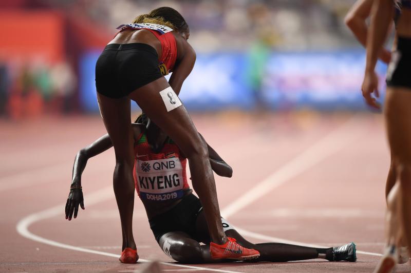 13 Kenyan athletes to watch in 2021