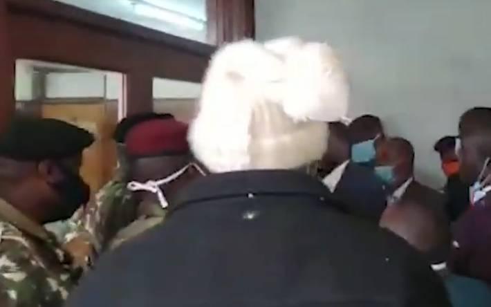 Chaos rock City Hall as MCAs target Speaker Elachi [Video]