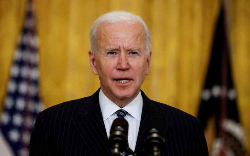 After 100 days, Americans give Biden high marks for COVID-19 response
