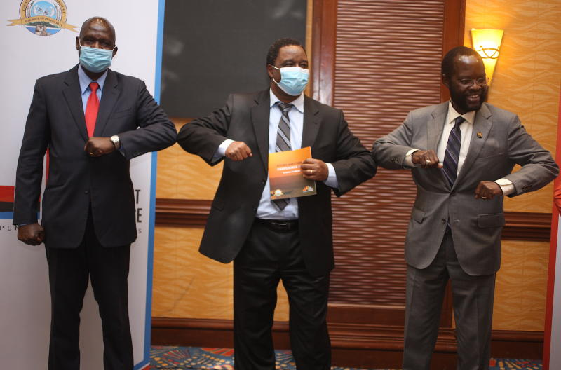 Agency lauds county's readiness to host investment conference