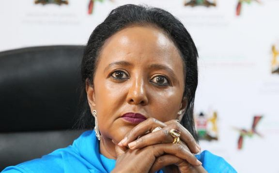 Amina Mohamed emerges as one of early WTO frontrunners
