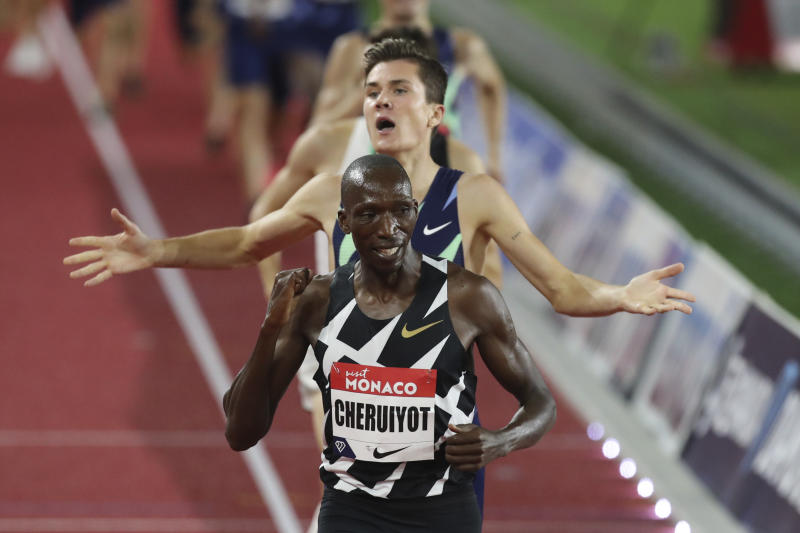 Unstoppable Timothy Cheruiyot proves he's the best in 1500m
