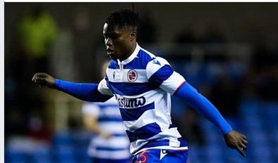 Ayub Timbe leaves English Championship side Reading FC