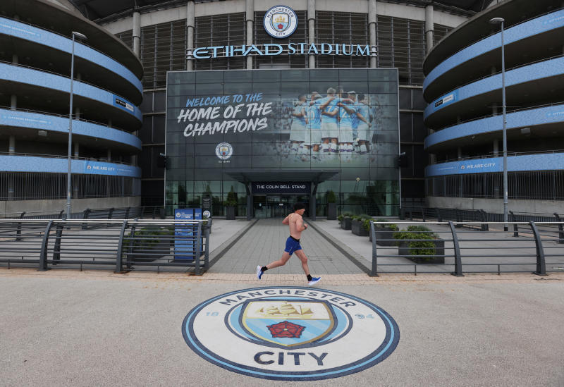 Man City's European ban appeal to hold June 8-10