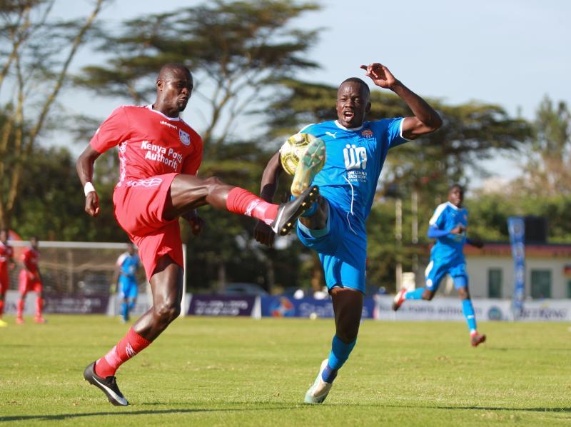 Bandari FC move to Nairobi for pre-season training ahead of the kick-off of the 2021/22 FKF season