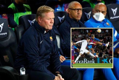 Barca didn't have players for tiki-taka game, Koeman says after Granada draw