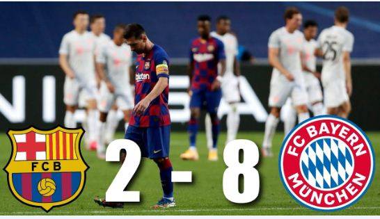 Bayern ahead of trend-setting test run in Champions League against Barcelona