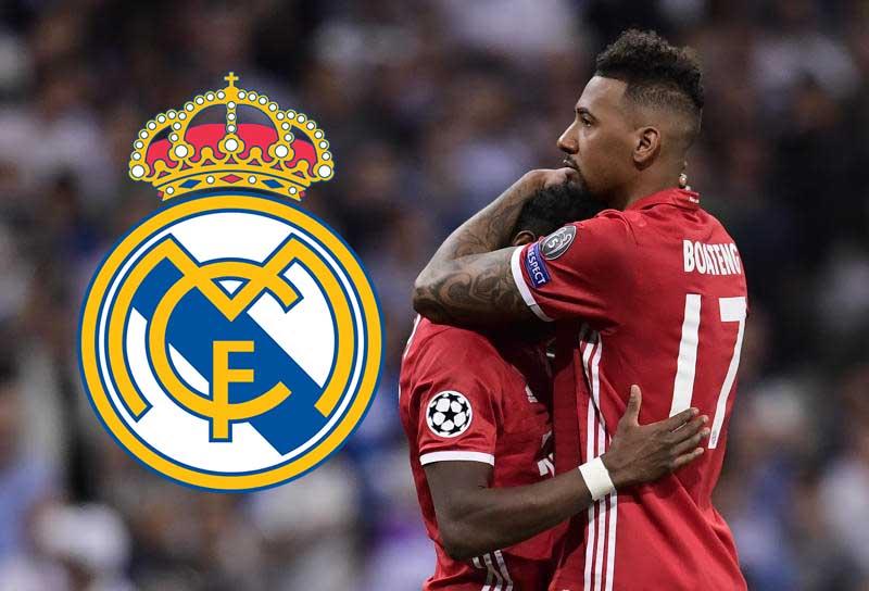 Bayern Munich star defender 'agrees Real Madrid deal'