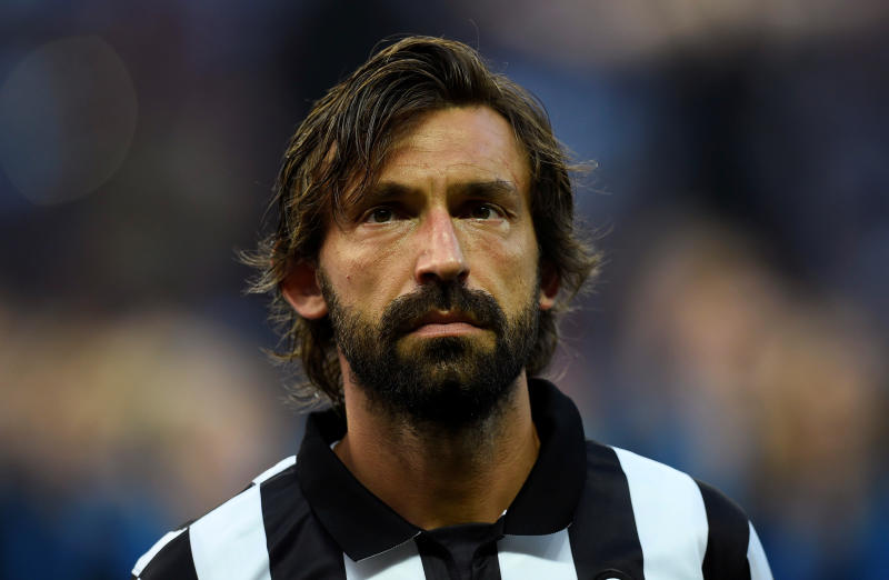Best suited for the job: Juventus bet on Pirlo becoming new Zidane