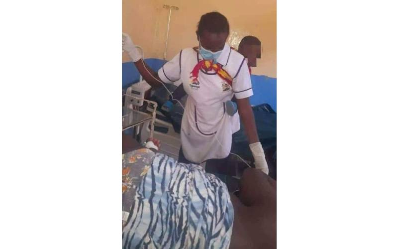 Beyond the call of duty: Kericho nurse who won hearts of many