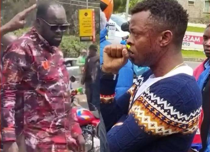 Blogger Robert Alai denies injuring gospel artiste Ringtone