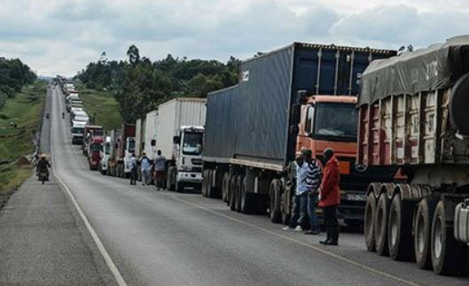 Border bottlenecks slow food deliveries in EAC: The Standard