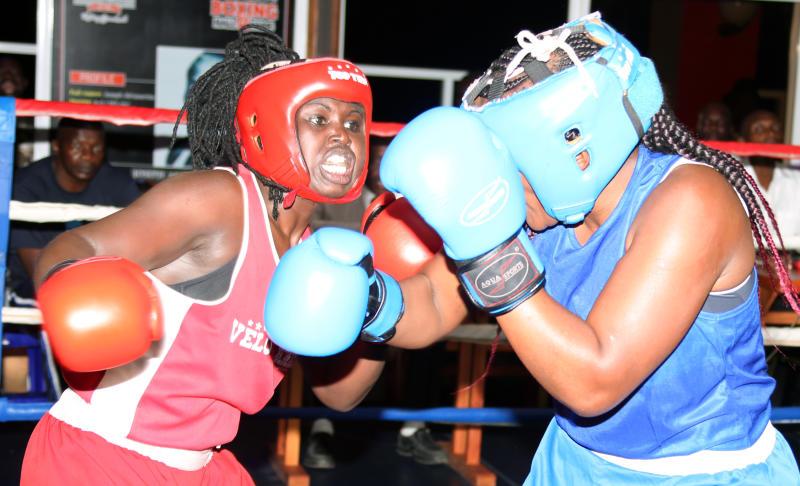 Boxing: Akinyi beats Ghana's Asuman in qualifiers
