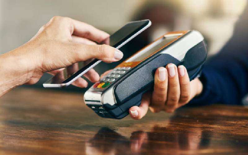 'Buy goods and services' isn't just an M-Pesa icon, it's more