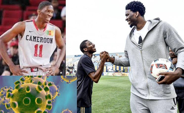 Cameroonian basketball star to donate Sh53 million for coronavirus relief