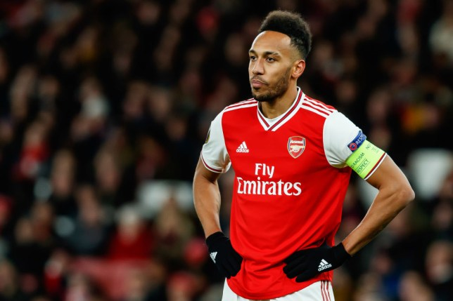 Chelsea being linked with a shock move to sign Gunners striker Aubameyang from Arsenal