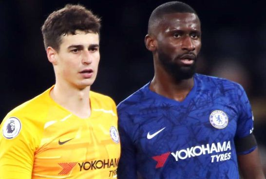 Chelsea boss Tuchel reveals Rudiger, Kepa's fate after training ground bust-up