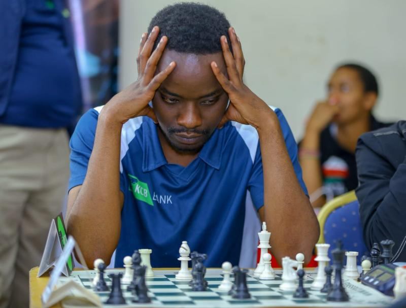 Chess: Champ targets International Master Title at World Chess Olympiad