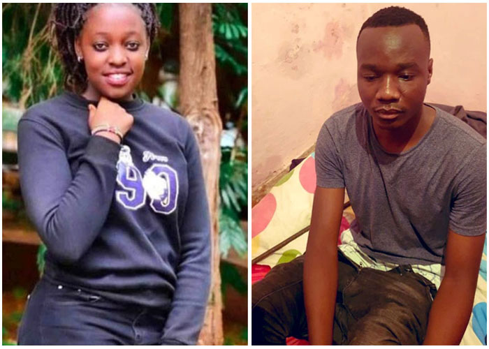 Christine Ambani's lover, Innocent Makokha, arrested for her murder