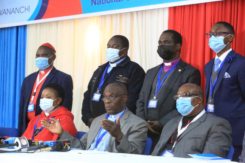 Church: Why didn't MPs save us from taxman?