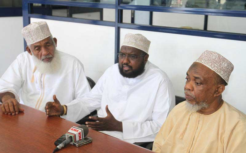 Clerics reject mosques re-opening conditions