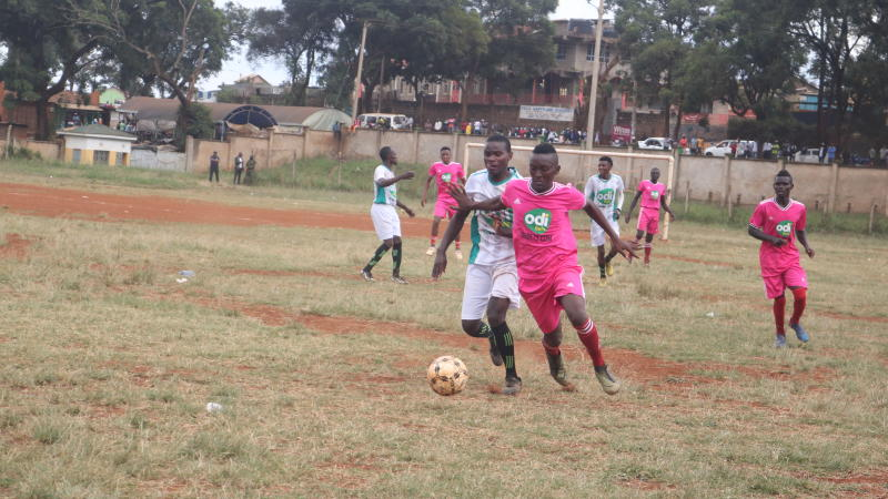 Clubs struggling to pay referees as Embu County League resumes from long break