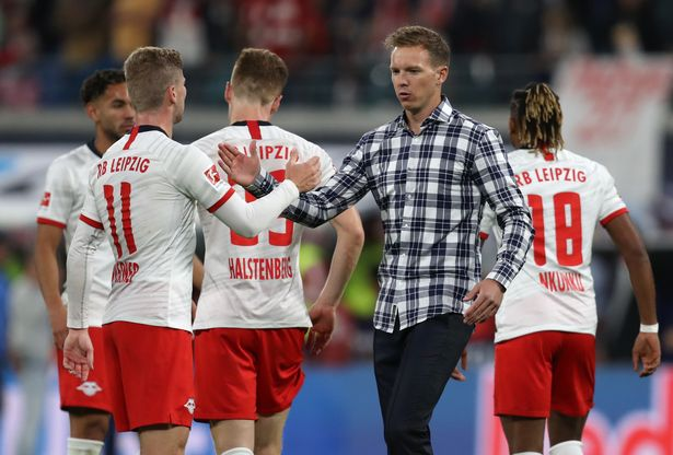 Coach Nagelsmann takes over Bayern Munich from next season